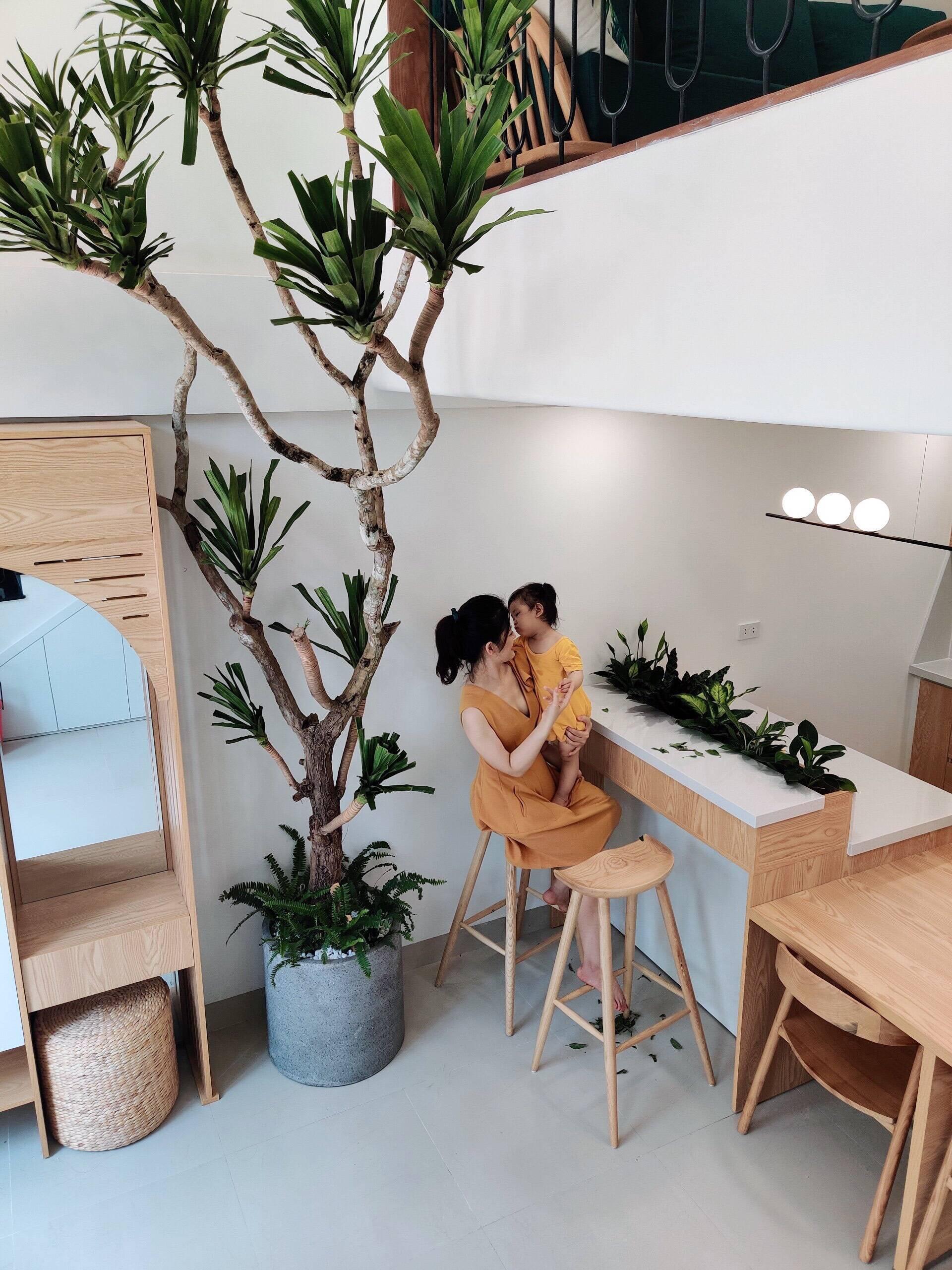 thiết kế nội thất tiện nghi dành cho nhà ống