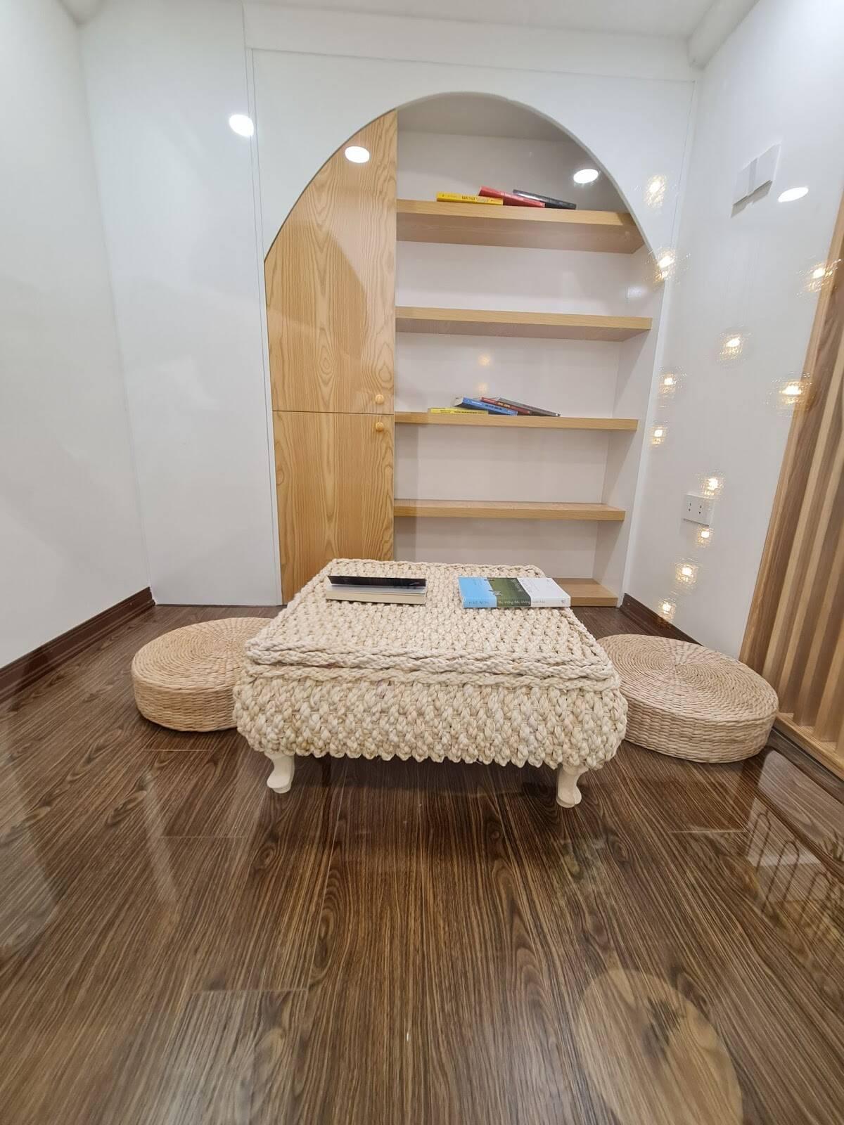 thiết kế nội thất nhà ống diện tích nhỏ đầy đủ tiện nghi